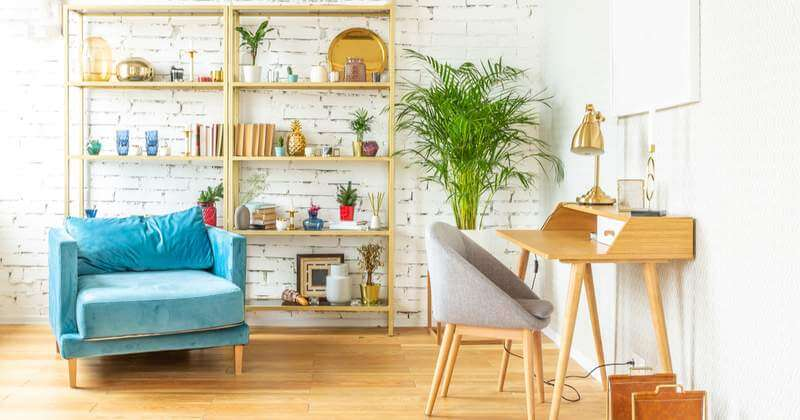 4 Tips for Small Space